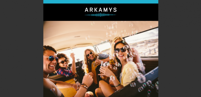 ARKAMYS - newsletter - audio software and solutions in automotive, mobile phone and IoT.