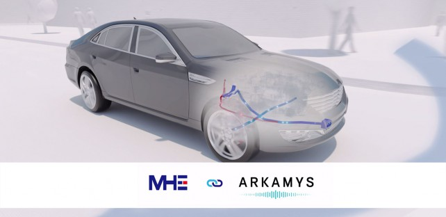 ARKAMYS MHE car carbin solution Electric & Hybrid Vehicles