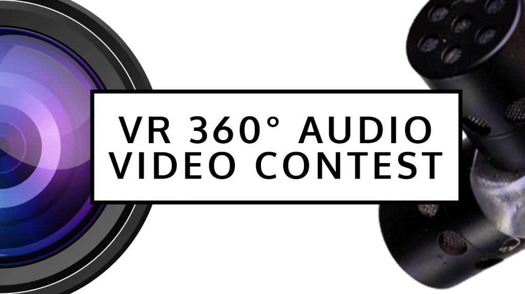 ARKAMYS VR 360° Audio Video Contest