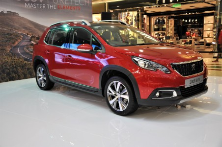 Peugeot-2008-Puretech with ARKAMYS SoundStage