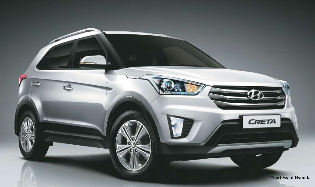 Hyundai Creta 2017 with ARKAMYS SoundStage software
