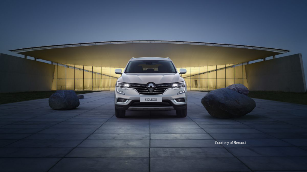 Renault Koleos 2 in Poland with ARKAMYS SoundStage embedded