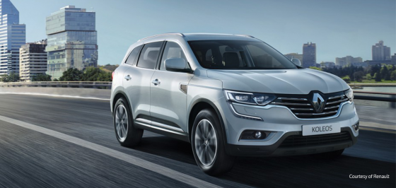 Renault KOLEOS 2 in Poland with ARKAMYS' audio software