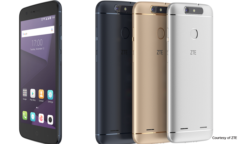 audio, sound, infotainment, mobile, smartphone, ZTE BLADE V8 LITE, ARKAMYS, technology