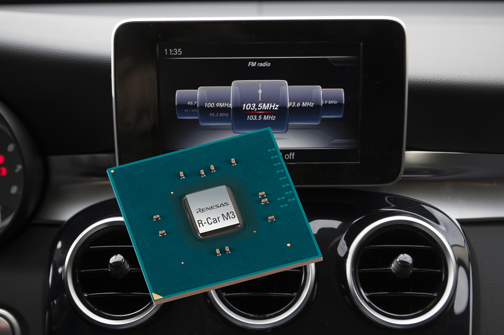 ARKAMYS SoundStage Audio software solution available on Renesas Third generation R-Car