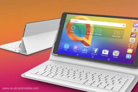 ARKAMYS'sound solution available on ALCATEL A3 10 Tablet