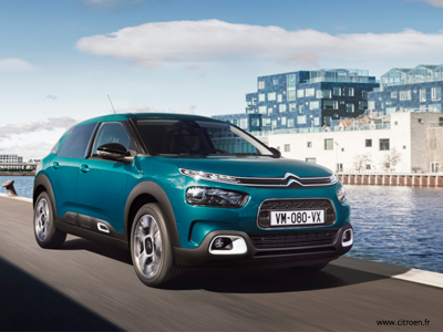 The new berline C4 Cactus with audio expertise by ARKAMYS